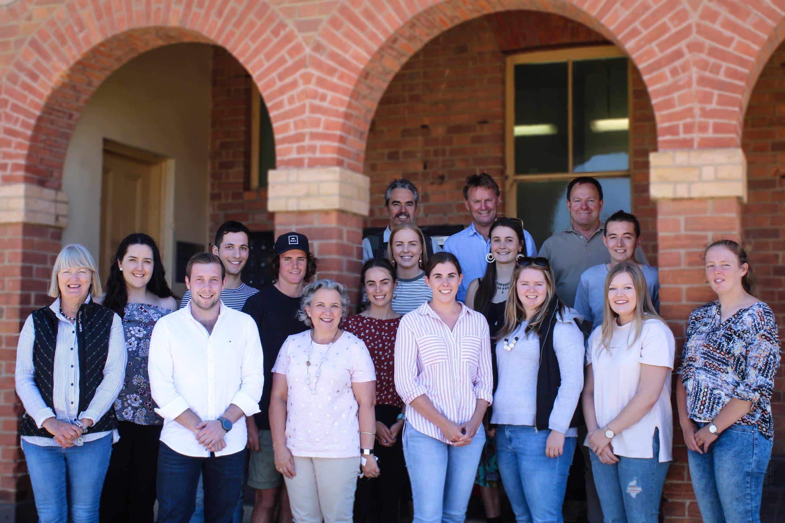 2015 Youthrive Victoria (MSRF) scholars